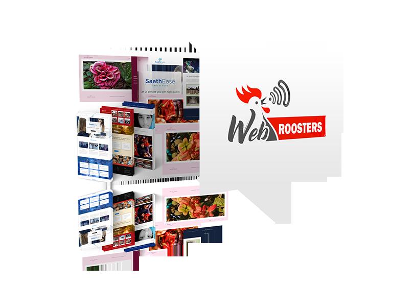 Website Design Mock-up 9 from sample site