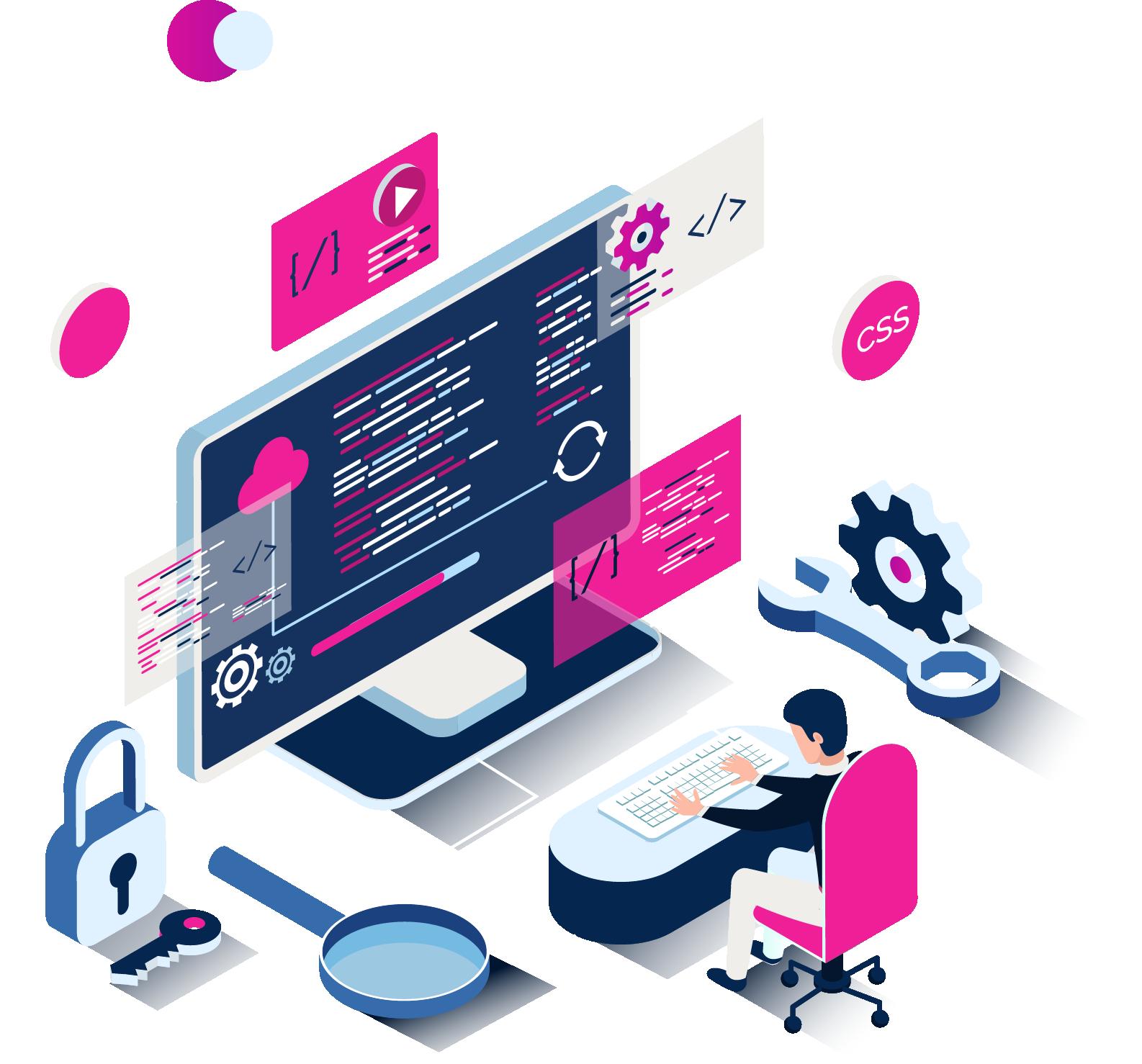 Website Development Mock-up-1