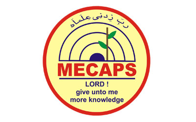 Logo of Muslim Education and Career Promotion Society- MECAPS