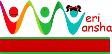 """Logo of NGO """"Meri Mansha"""""""