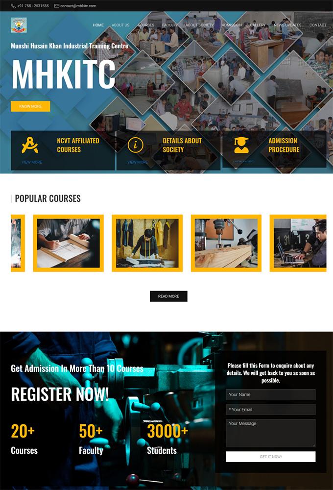 MHKITC Homepage