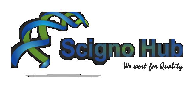 Logo of Scigno Hub India Pvt. Ltd.